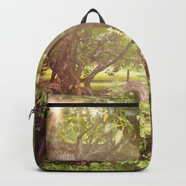 Wood Soul Backpack