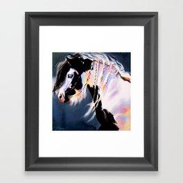 Gypsy Vanner Beauty Framed Art Print