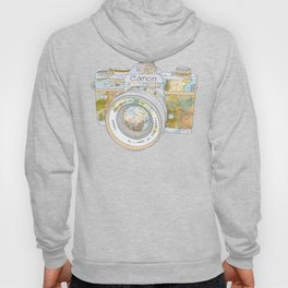 TRAVEL CAN0N Hoody