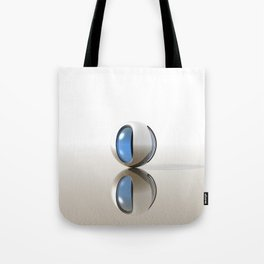 Reflections of A UFO Tote Bag