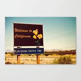 Welcome to CA Canvas Print