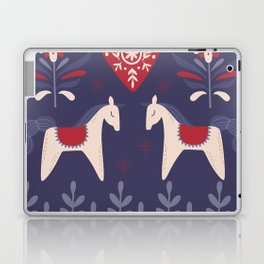 Swedish Christmas Laptop & iPad Skin
