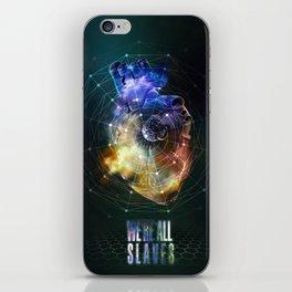 We're all slaves. iPhone Skin