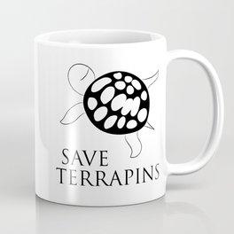 Save Terrapins Coffee Mug