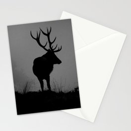 Wildlife, Monarch Of The Park Stationery Cards