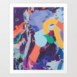 XXXX0007 Art Print