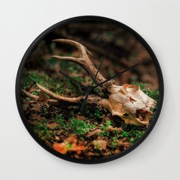 HUNTING SEASON IS OVER. Wall Clock