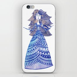 Queen of the West Kingdom iPhone Skin