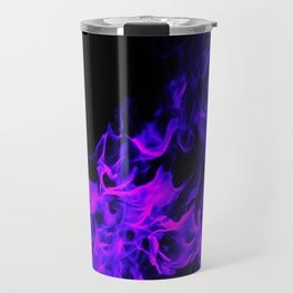 Up In Flames Travel Mug