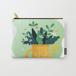 Refresh - Plant Jar Carry-All Pouch