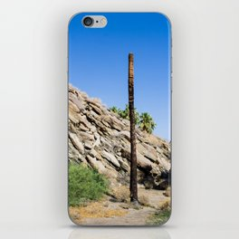 Still Standing iPhone Skin