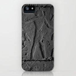 Dark Ancient Egypt iPhone Case