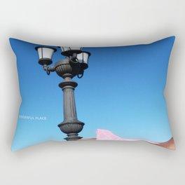TAVEL TO BARI Rectangular Pillow