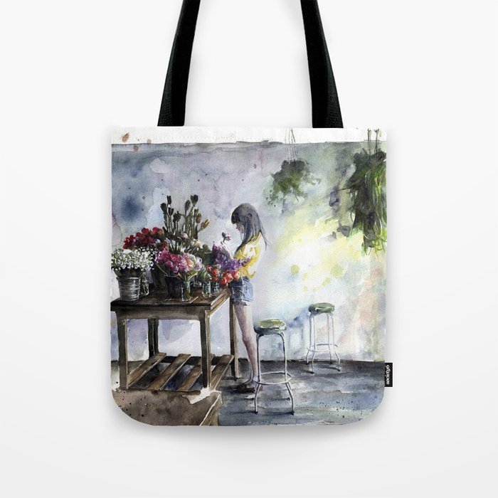 green care Tote Bag