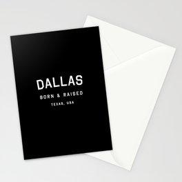 Dallas - TX, USA Stationery Cards
