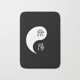 Yin Yang Chinese Bath Mat