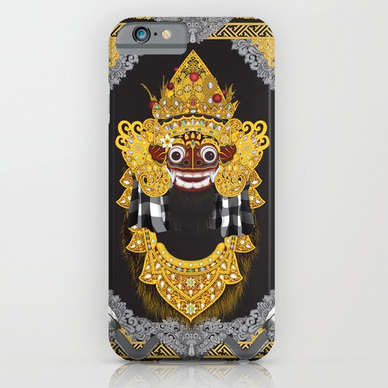 Barong iPhone & iPod Case
