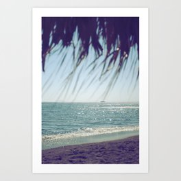 Perfect View Art Print