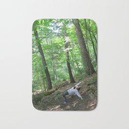 Forest Yoga Bath Mat
