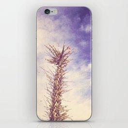 desert llama iPhone Skin