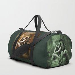 Dresden Dolls Duffle Bag