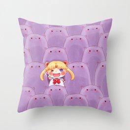 Himouto Usagi-chan Throw Pillow
