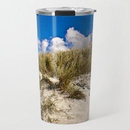 Summer Sand Dune of Denmark Travel Mug