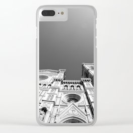 Florence Duomo Clear iPhone Case
