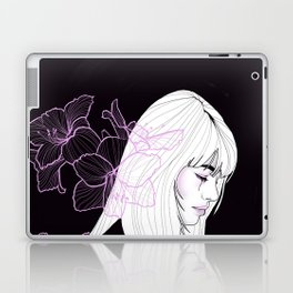 Fleur De Lune Laptop & iPad Skin