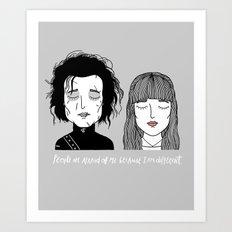 E & K Art Print