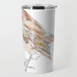 Cheeky Robin Travel Mug