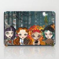 oz iPad Cases featuring Oz Girls by Sandra Vargas