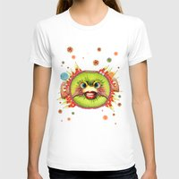 kiwi T-shirts featuring KIWI by Lihi Ascher Abraham