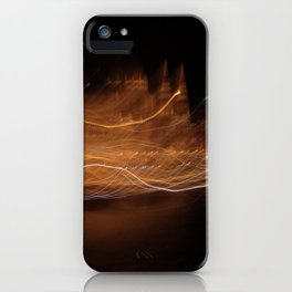 Budapest Night - JUSTART © iPhone Case