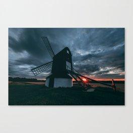 Pitstone Windmill Canvas Print