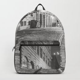 New York City Nights in Dumbo Backpack