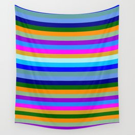 contrast Wall Tapestry