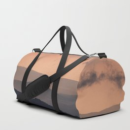 Blue Ridge Parkway Sunset - Shenandoah National Park Duffle Bag