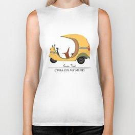 Coco Taxi - Cuba in my mind Biker Tank