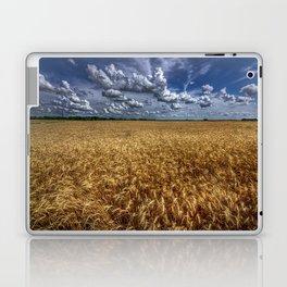 Amber Waves Of Grain Laptop & iPad Skin