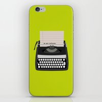 the perks of being a wallflower iPhone & iPod Skins featuring the perks of being wallflower by Live It Up