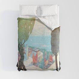 1920 Riva Del Garda Comforters