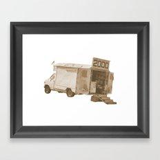 van2000  Framed Art Print