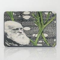 darwin iPad Cases featuring Darwin-ing by Eleanor Boersma