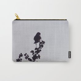 lone bird Carry-All Pouch