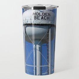 Holden Beach Water Tower Travel Mug