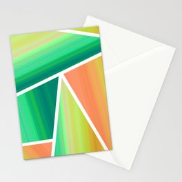 Sunset reflections Stationery Cards