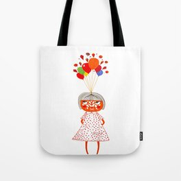 my dreams exploded Tote Bag
