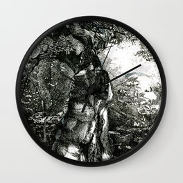 STILL STRONG Wall Clock