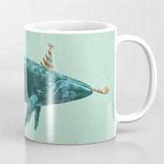 Party Whale - colour option  Mug